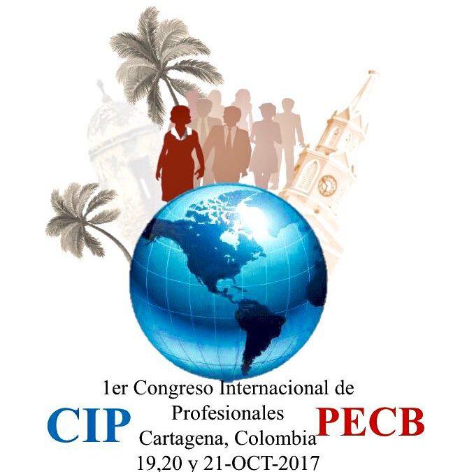 Primer Congreso Internacional de Profesionales CIP y PECB